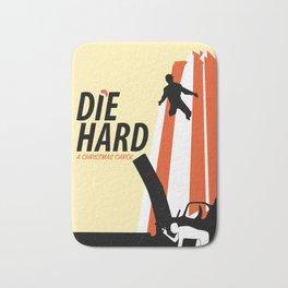 Die Hard - A Christmas Carol Bath Mat
