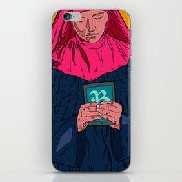 Mobible Nun iPhone Skin