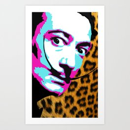 I'm sexy and I know it Art Print