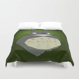 Totorigami Duvet Cover