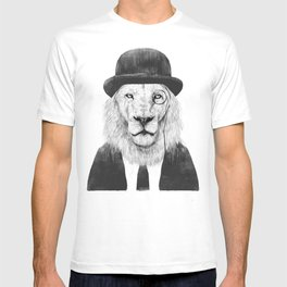 Sir lion T-shirt
