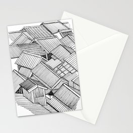 Roof Garden Stationery Cards