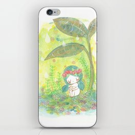 remember to breathe iPhone Skin