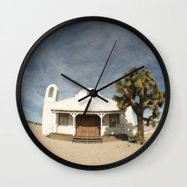 Sanctuary Adventist Church Wall Clock