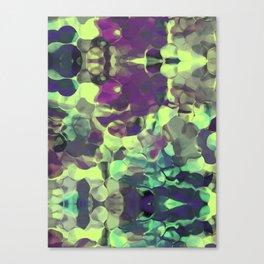 FluO Uva Canvas Print