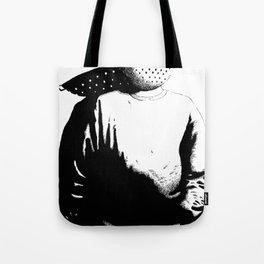 Sievehead. Tote Bag
