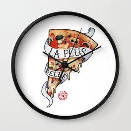 La plus belle Wall Clock