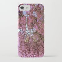 degas iPhone & iPod Cases featuring technicolor ballet class by MonicaKay
