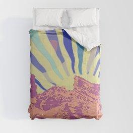 Red Rocks Comforters