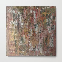 Abstract painting 139 Metal Print