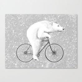 Polar Express Canvas Print