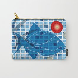 By The Pool !! Carry-All Pouch