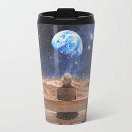 PLANET EARTH, THE UNIVERSE AND I Travel Mug