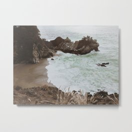 MYTH / Big Sur, California Metal Print