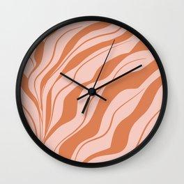 The Big plant Wall Clock