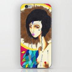 Geometric Madonna  iPhone & iPod Skin