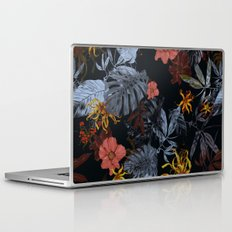 Tropical Midnight Laptop & iPad Skin