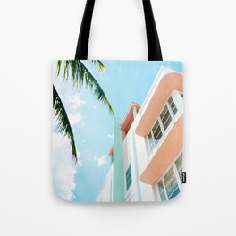 Miami Fresh Summer Day Tote Bag