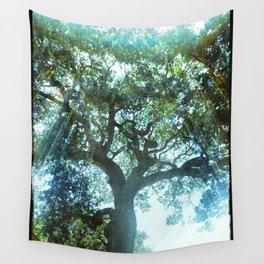 Ramona Oak Tree Wall Tapestry
