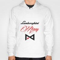 lamborghini Hoodies featuring Lamborghini Mercy by André Purve