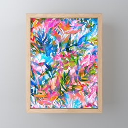 Tropic Dream Framed Mini Art Print