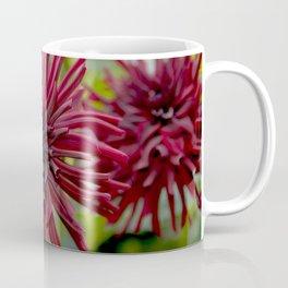 RED DAHLIA DREAM Coffee Mug