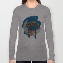 Coyolxauhqui Long Sleeve T-shirt