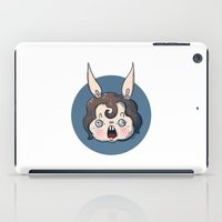 harry iPad Cases featuring Harry by iabLee