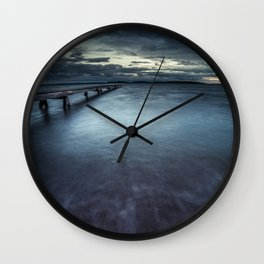 Just leave me alone Wall Clock