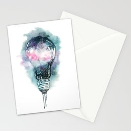 The Universal Light Stationery Cards