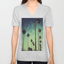 California Dreaming Unisex V-Neck