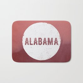 Alabama Roll Tide Bath Mat