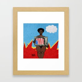 2020 Unwanted Dreams of  Something that Was Stolen from You by Marcellous Lovelace Framed Art Print