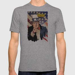 Donald Trump Uncle Sam T-shirt