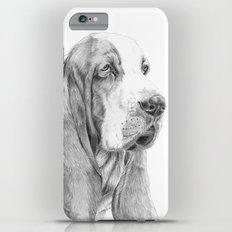 Basset hound iPhone 6 Plus Slim Case