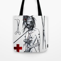 Nursing Composition III Tote Bag