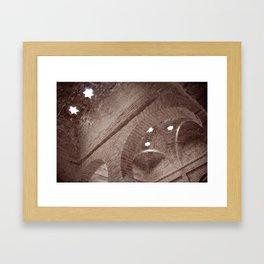 Alcazar de Jerez lll Framed Art Print
