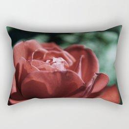 Bloom Now, Soon To Die Rectangular Pillow