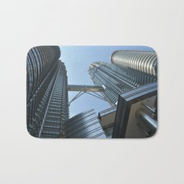 Concourse Level Petronas Twin Tower Wilayah Persekutuan Kuala Lumpur Malaysia Ultra HD Bath Mat