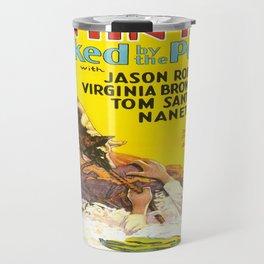 Vintage poster - Rin-Tin-Tin Travel Mug