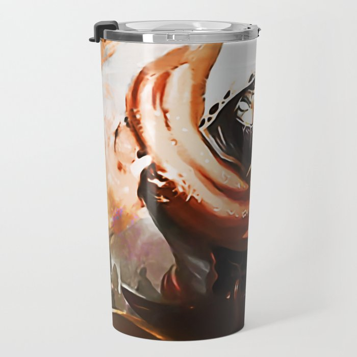 League of Legends MALHAZAR Travel Mug