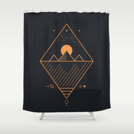 Osiris Shower Curtain