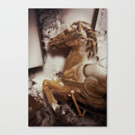 Winter Carnival Canvas Print