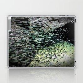 Shimmering Shoal Laptop & iPad Skin