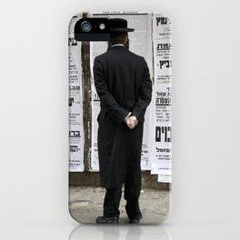 Mea Shearim Palestine iPhone Case