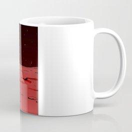 Dr Manhattan Coffee Mug