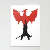 dragon age Stationery Cards featuring Dragon Age: Inquisition V1 by FelixT