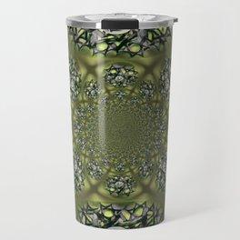 Chai Mandala - Green Mist Travel Mug