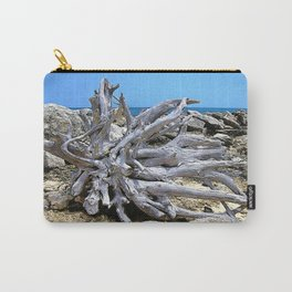 Bermuda  Driftwood Carry-All Pouch