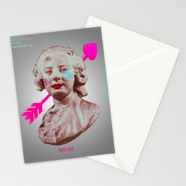 Pop-Revolution Courtier Stationery Cards